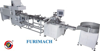 APL-300 Automatic PVC Insulation Tape Packing Line