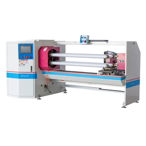 FCD Four-shaft Automatic Tape Roll Slitting Machine