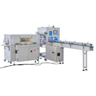 BZL-S Tube Type Adhesive Tape Packing Machine