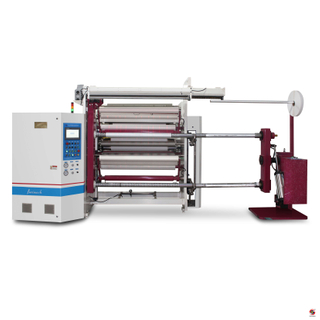 SLD-H High Speed Labelstock Paper Slitting Rewinding Machine