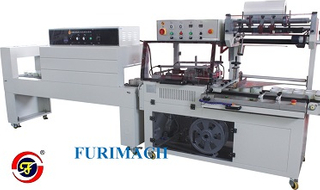 FR-BZ5545L Flatbed Adhesive Tape Packaging Machine