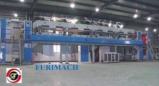 FTBP VHB Foam Tape Coating Machine