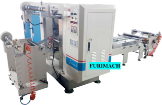 FRYY-400A Calendering Machine